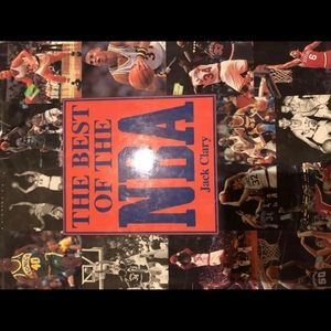 BEST OF THE NBA Book